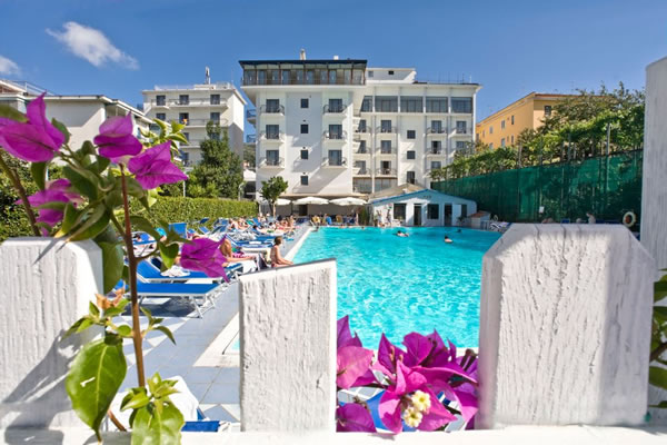 Grand Hotel Flora Italy